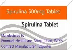 Spirulina Tablet