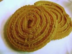 Masala Butter Chakli ( Gujarati Chakli)