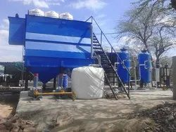 Textile Effluent Treatment Plant