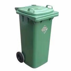 OTTO  Plastic Wheeled Garbage Dustbin