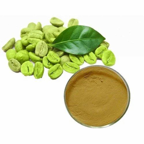 Green coffee bean extract company