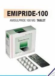 Amisulpride 100 Mg Tablet