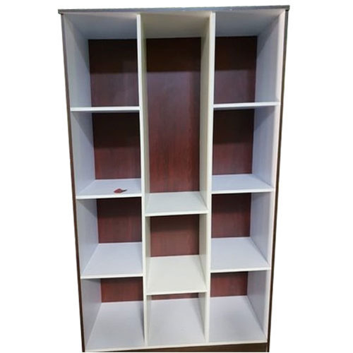 Plywood Rectangular Bookshelf Rs 1000 Square Feet AB Furnishers