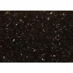 Golden Galaxy Granite Slab, For Countertops, Thickness: 5-10 mm