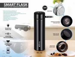 Smart Flask With Active Temperature Display
