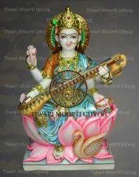 Saraswati Mata Moorti