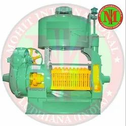 Oil Extractor Machine / Round Kettle Oil Expeller