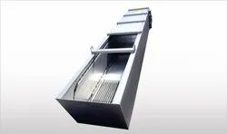 Sub-vertical Mechanical Bar Screens GVB