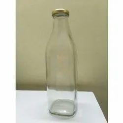 1000 Ml Square Milk Bottle