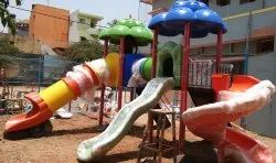 Water Multi Play Stations