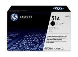 51A HP Laserjet Black Toner Cartridge