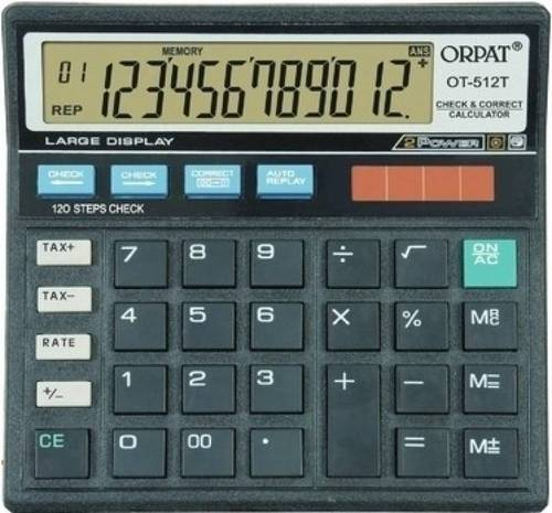 Orpat Mini Or Pocket Calculator