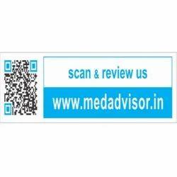 Scan Barcode Sticker