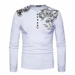 Men's Round Neck Shirt