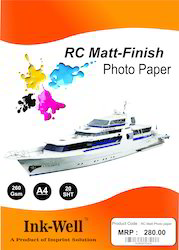 RC Photo Paper