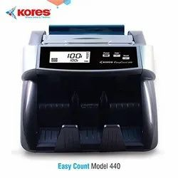 Easy Count 440 Kores Currency Counting Machine