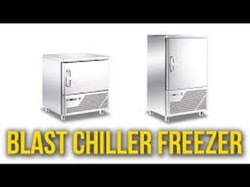 Commercial Prego Blast Chiller-0311DC
