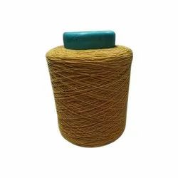 Yellow Dyed Lycra Yarns, for Textile Industry
