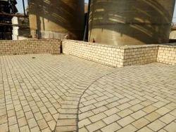 Tile/Marble/Concrete Heavy Duty Flooring Service, Acid Proof