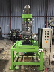 Hydraulic Operated Three Spindle Drilling Machine