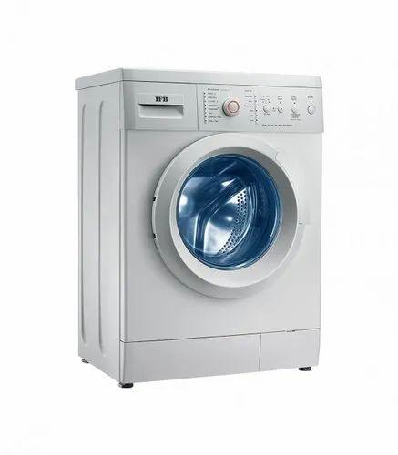 IFB 6 kg Fully Automatic Front Load Washing Machine, Eva Aqua VX, White