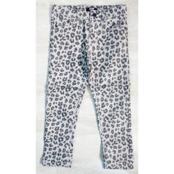 Girls Printed Cotton Pants, Size: XL