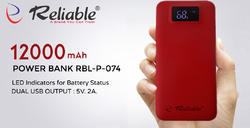 Reliable Power Bank P-074