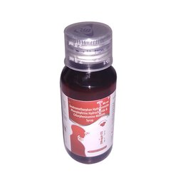 Dextromethorphan And Hydrochloride Phenylephrine Hydrochloride & Chlorpheniramine Syrup