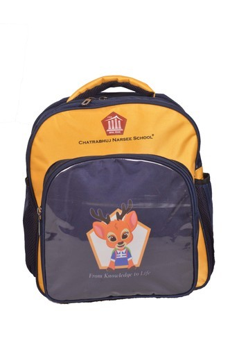 SB Maysha Custom Nylon Kids School Bags