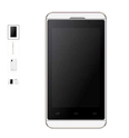 Spice Xlife Victor 4 8GB White Mobile