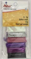 Glitter Powder for Children Art & Craft (ASL-022)