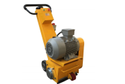 Concrete Re-Texturing Machine