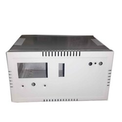 White Electric Stabilizer Cabinets