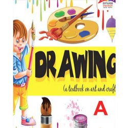 A Drawing Coloring Book, Packaging Type: Packet