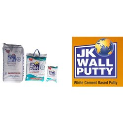 White Cement Based Wall Coating JK Wall Putty, Packaging Size: 30 Kg