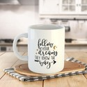 Personalized Printed Ceramic Coffee Mugs