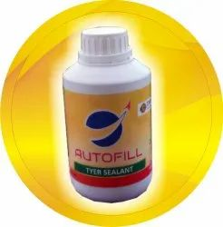Motorcycle Autofill Puncture Sealant