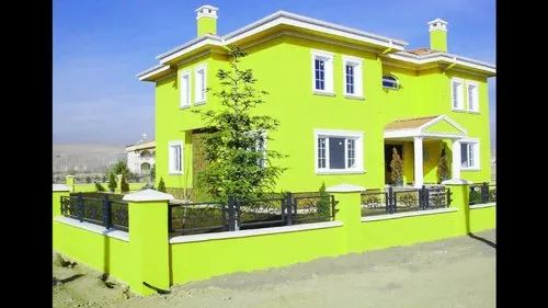 Acrylic Exterior Paints