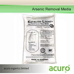 Arsenic Removal Media