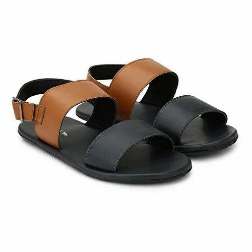 PVC Casual Big Fox Men's Sandals, Rs