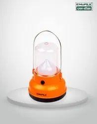 Plastic Enwalk LED Emergency Light Brighto 121