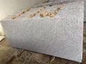 Ambrosia White Granite, Thickness: 20-25 Mm