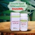 Herbal Immunity Supplement -Imunohills - 30 Soft Capsules