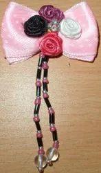 Rose Ribbon Bow