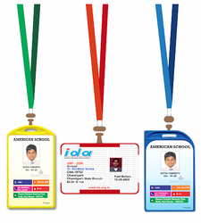 Laminated PVC Software Design ID Card Printing Services in Faridabad, NCR