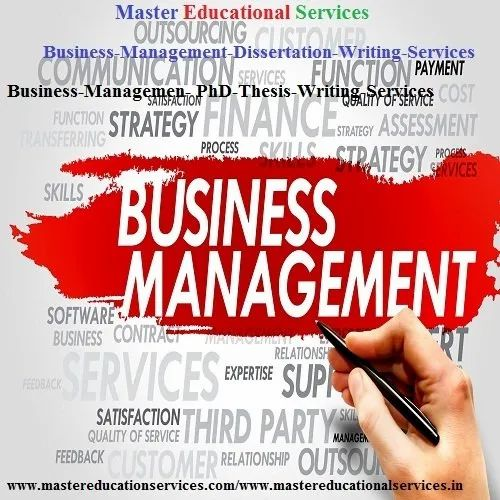 Management phd technology thesis
