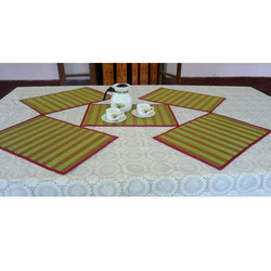 Bamboo Fancy Dining Table Mat