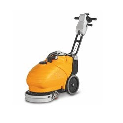Industrial Floor Cleaning Services
