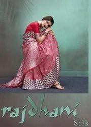 YNF Rajdhani Silk Saree