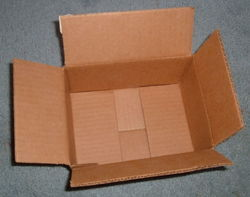 Corrugated Inside Packing Box